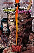 Zombie Commandos From Hell vs Psycho Hunter (2013 Boneyard Press) 1