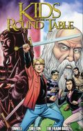Kids of the Round Table TPB (2015 Action Lab) 1-1ST