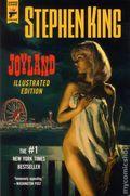 Joyland HC (2015 Titan Books) A Hard Case Crime Novel Illustrated Edition By Stephen King 1-1ST