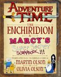 Adventure Time The Enchiridion and Marcy's Super Secret Scrapbook HC (2015 Abrams) 1-1ST