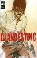 Clandestino (2015 Black Mask) 1