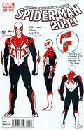 Spider-Man 2099 (2015 3rd Series) 1B