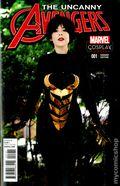 Uncanny Avengers (2015 Marvel 3rd Series) 1B