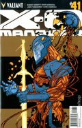 X-O Manowar (2012 3rd Series Valiant) 41C
