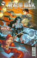 Grimm Fairy Tales Realm War (2014 Zenescope) 12A