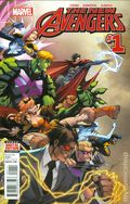 New Avengers (2015 4th Series) 1A