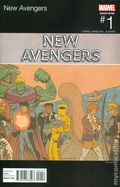 New Avengers (2015 4th Series) 1C