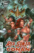 Red Sonja Conan (2015 Dynamite) 3A