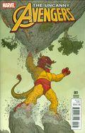 Uncanny Avengers (2015 Marvel 3rd Series) 1D