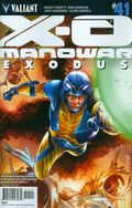 X-O Manowar (2012 3rd Series Valiant) 41A