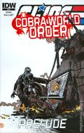 GI Joe Cobra World Order Prelude (2015 IDW) 1
