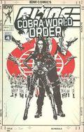 GI Joe Cobra World Order Prelude (2015 IDW) 1RI