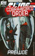 GI Joe Cobra World Order Prelude (2015 IDW) 1SUBA