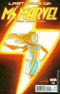 Ms. Marvel (2014 3rd Series) 19A