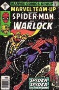 Marvel Team-Up (1972 1st Series) Whitman Variants 55