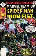 Marvel Team-Up (1972 1st Series) Whitman Variants 63