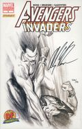 Avengers Invaders (2008 Marvel Dynamite) 3DF.SIGNED