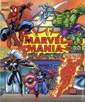 Marvel Mania Hollywood Restaurant Menu (1997 Marvel) 1