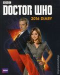 Doctor Who 2016 Diary HC (2015 Mallon) 1-1ST
