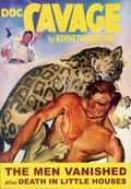 Doc Savage SC (2006-2016 Sanctum Books) Double Novel 84-1ST