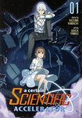 A Certain Scientific Accelerator GN (2015 Seven Seas Digest) 1-1ST
