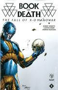 Book of Death Fall of X-O Manowar (2015) 1D