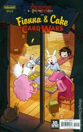 Adventure Time Fionna and Cake Card Wars (2015 Boom) 4B