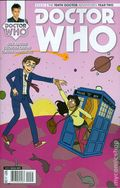 Doctor Who The Tenth Doctor (2015) Year Two 2C