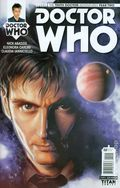 Doctor Who The Tenth Doctor (2015) Year Two 2A