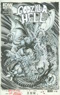Godzilla in Hell (2015 IDW) 4RI