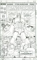 Transformers (2012 IDW) Robots In Disguise 46RI