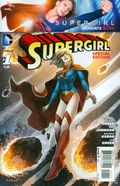 Supergirl Special Edition (2015) 1