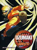 Uzumaki The Art of Naruto HC (2007 Viz) Shonen Jump Edition 1N-1ST