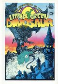 Adventures of the Little Green Dinosaur (1972 Last Gasp) 1