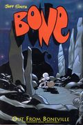 Bone HC (1995-2004 Cartoon Books) B&W Edition 1-REP
