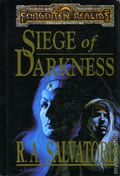 Forgotten Realms Siege of Darkness HC (1994 TSR Novel) 1st Edition 1-1ST