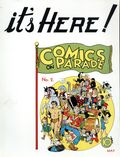 Comics On Parade (1938) Newsstand Advertisement Card #2