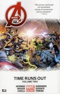 Avengers Time Runs Out TPB (2015-2016 Marvel NOW) 2-1ST