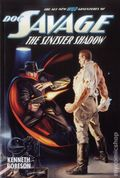 Doc Savage The Sinister Shadow SC (2015 Novel) The All-New Wild Adventures 1-1ST