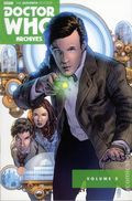 Doctor Who Archives TPB (2015 Titan Comics) The Eleventh Doctor 2-1ST