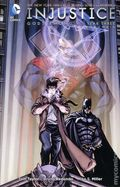 Injustice Gods Among Us Year Three HC (2015 DC) 1-1ST