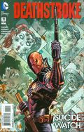 Deathstroke (2014 DC 2nd Series) 11A