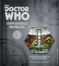 Doctor Who Impossible Worlds HC (2015 HarperCollins) A 50-Year Treasury of Art and Design 1-1ST