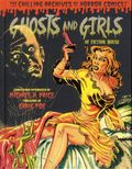 Fiction House Comics' Ghosts and Girls: The Chilling Archives of Horror Comics HC (2015 IDW) 1-1ST