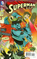 Superman (2011 3rd Series) 45B