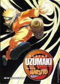 Uzumaki The Art of Naruto HC (2007 Viz) Shonen Jump Edition 1-REP