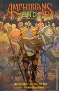 Amphibians' End HC (2015 Amulet Books) A Kulipari Novel 1-1ST