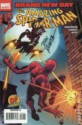Amazing Spider-Man (1998 2nd Series) 549DFSIGNED