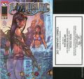 Witchblade (1995) 25B.JAYCO.SIGNED