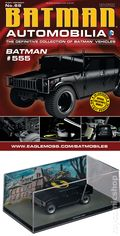 Batman Automobilia: The Definitive Collection of Batman Vehicles (2013- Eaglemoss) Figurine and Magazine #69